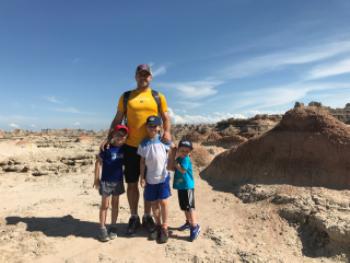 Sabbatical Update #1 – Dan Carlson